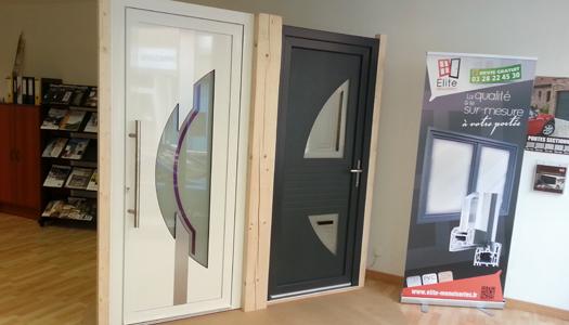 Showroom société Duoplast | Fabricant Poseur Menuiserie